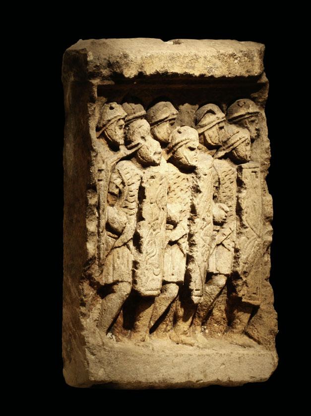 Bas-relief de Glanum