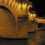 Piles du Pont-Neuf à Paris. © Sergey Rybin, Dreamstime.com.