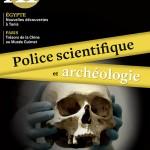 Police scientifique et archéologie