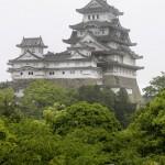 Château de Himeji. Début du XVIIe siècle. Cliché Senda Yoshihiro.