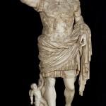 Auguste de Prima Porta. © Musées du Vatican, Cité du Vatican. Service de presse.
