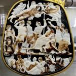 Grand Camée de France. Deuxième quart  du Ier siècle ap. J.-C. Cliché Marie Lan Nguyen, 2008. Wikimedia commons.
