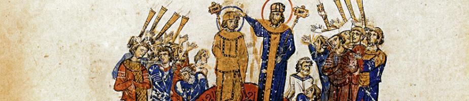 Michel Ier, empereur de Byzance. Pour sceller la paix avec les Francs, Michel Ier envoya le métropolite Michel de Synada en ambassade à la cour franque en 812. Photo Wikimedia Commons, 2011.