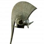 Musée Antoine Vivenel, petit casque.