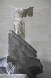 Victoire de Samothrace restaurée. © 2014 Musée du Louvre/Antoine Mongodin