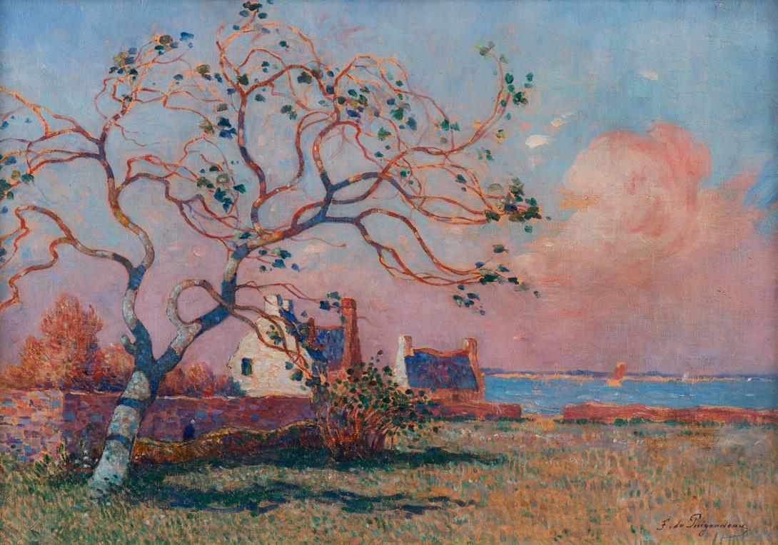 La Modernité En Bretagne 1870 1920 De Claude Monet à Lucien Simon