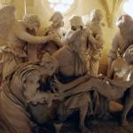 Mise au Tombeau (ou Saint Sépulcre) par Ligier Richier (ca1500-ca1567). Eglise Saint-Etienne à Saint-Mihiel. © Vassili 2008.jpg Wikimedia Commons