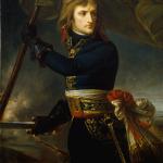 Antoine Jean Gros (1771-1835), Le général Bonaparte sur le pont d'Arcole, vers 1796 © BPK, Dist. RMN-Grand Palais/Daniel Steiner. Photo service de presse.