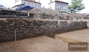 Fig. 3 : Mur de terrasse. DR.