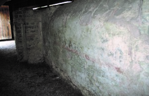 Enduits peints, Forum antique de Bavay, ©Forum antique de Bavay.