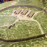 Archétype d'un village néolithique. © La Plume et le Plomb. Photo service de presse.jpg